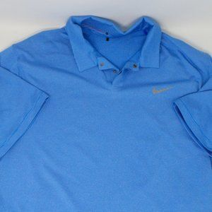 Nike Tiger Woods Edition dry-fit polo, L